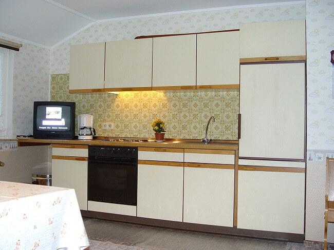 Wohnung 1 - Küchenzeile 1