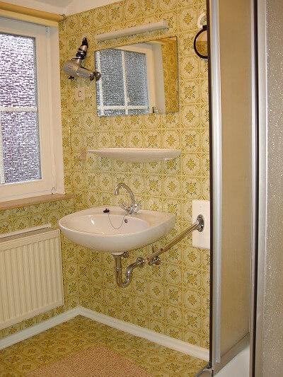 Wohnung 2 - Badezimmer 1