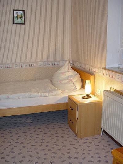 Wohnung 2 - Kinderzimmer 1