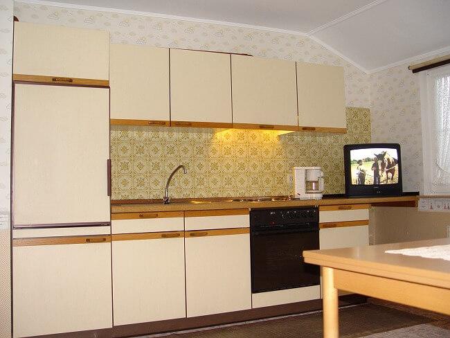 Wohnung 2 - Küchenzeile 1