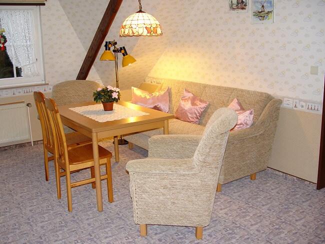 Wohnung 2 - Wohnzimmer 1