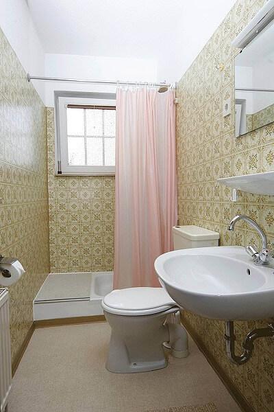 Wohnung 3 - Badezimmer 1