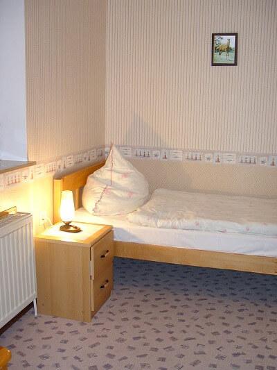 Wohnung 4 - Kinderzimmer 1