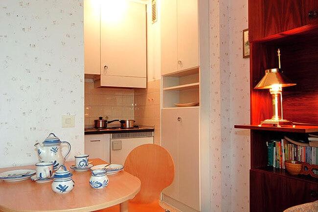 Wohnung 5 - Kochnische 1
