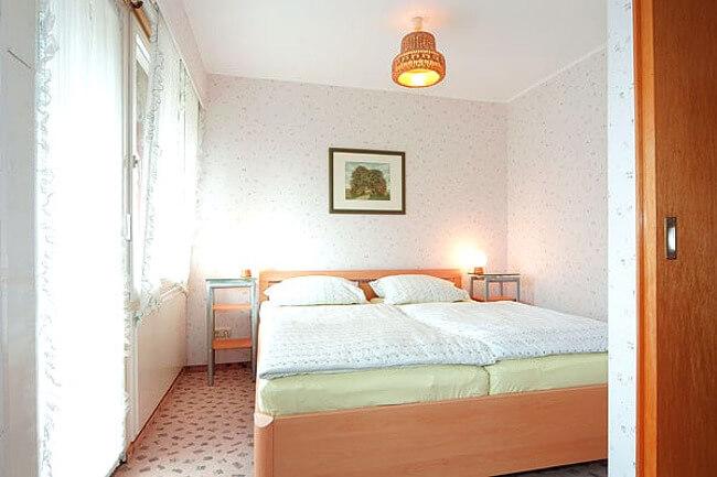 Wohnung 5 - Schlafzimmer 1