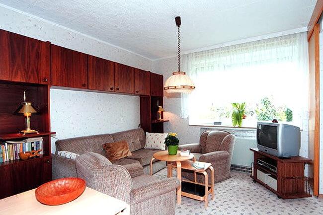 Wohnung 5 - Wohnzimmer 1