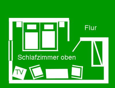 Wohnung 6 - Grundriss Dachgeschoss