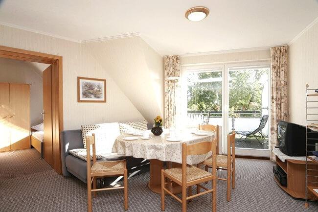 Wohnung 6 - Wohnzimmer 1