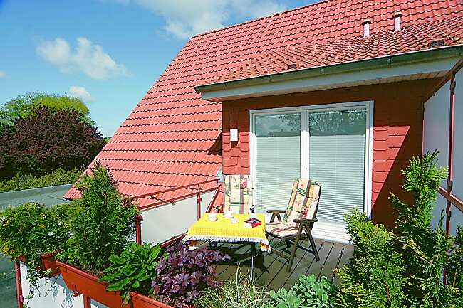 Wohnung 7 - Dachterrasse 1
