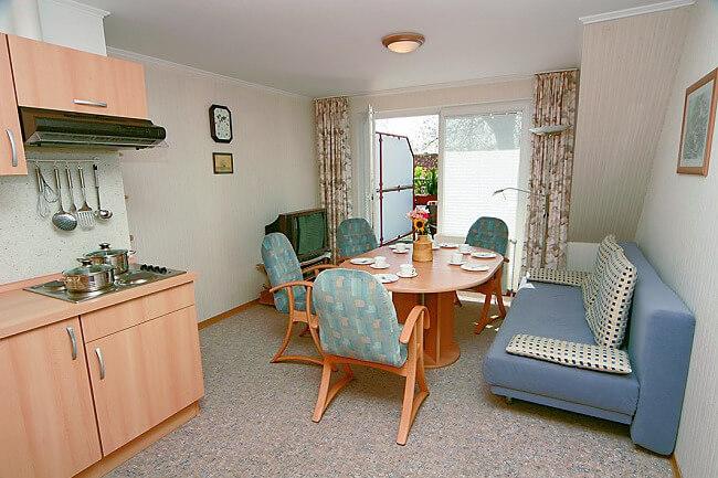 Wohnung 7 - Wohnzimmer 1